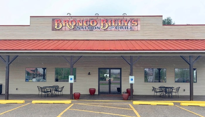 Bronco Billy's Front
