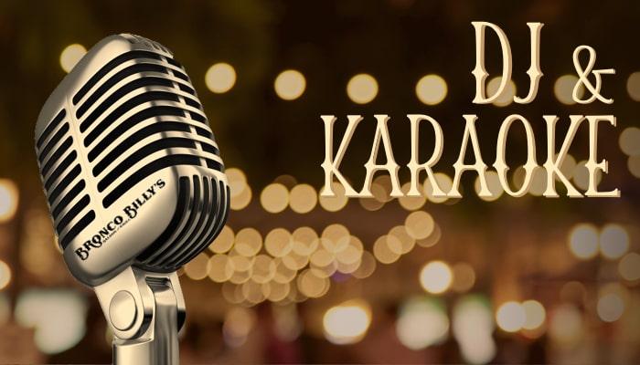 Friday DJ & Karaoke