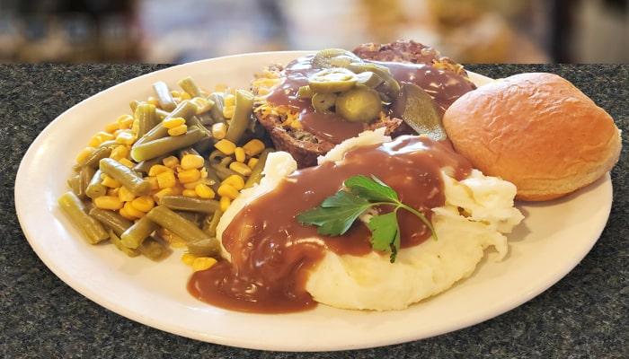 Jalapeno Meatloaf Special