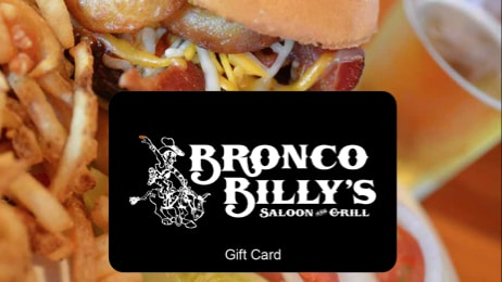 Bronco Billy's Gift Cards